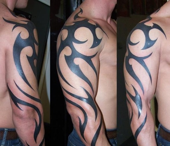 Desenhos de tatuagens tribais 42