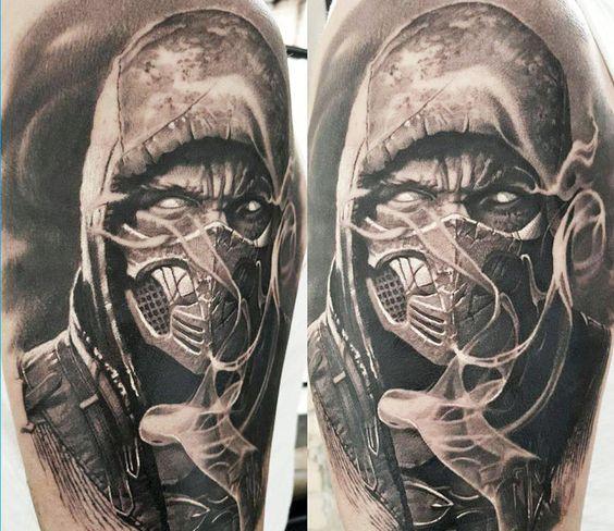 Tatuagens de Mortal Kombat 32