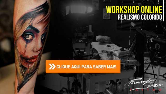 Workshop de Realismo Colorido