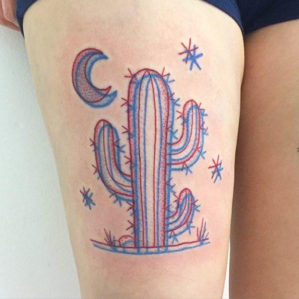 tatuagens estilo 3D
